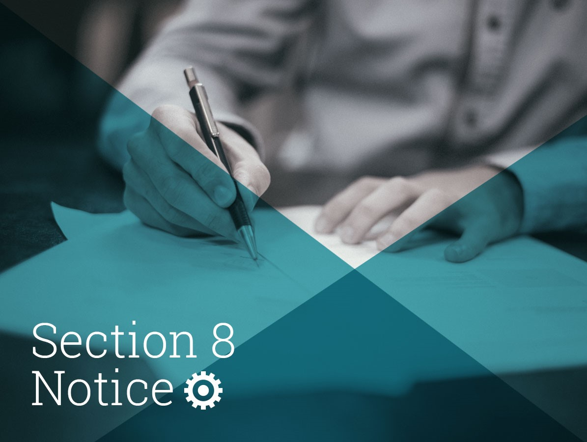 Section 8 Notice Services